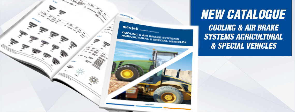 Cooling and Braking Systems Catalogue for Agricultural Vehicles 2018