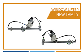 New product family: Window lifter