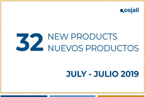 New Cojali Products July 2019