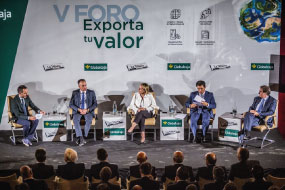 "Cojali present at the V Forum ""Export your value"""
