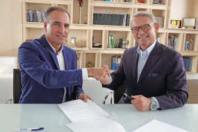 COJALI GROUP AND FRICKE HOLDING GMBH, RENEW THEIR COLLABORATION AGREEMENT