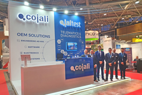 Cojali brings the most advanced diagnosis to Solutrans 2019