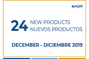 New Cojali Products December 2019