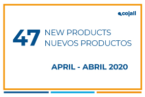 New Cojali Products April 2020