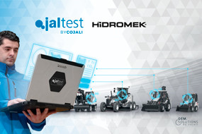 COJALI AND HİDROMEK ANNOUNCE A DIAGNOSTICS PARTNERSHIP