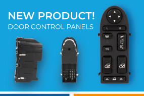 NEW PRODUCT! DOOR CONTROL PANELS