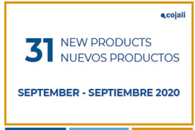 New Cojali Products September 2020