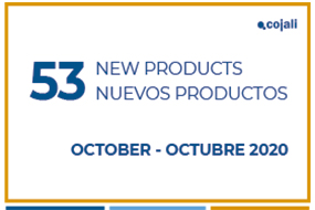 New Cojali Products October 2020