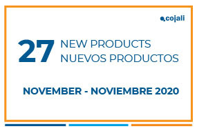 New Cojali Products November 2020