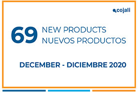 New Cojali Products December 2020