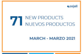 New Cojali Products March 2021