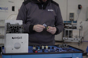 REPAIR KITS | Testing and assembly processes