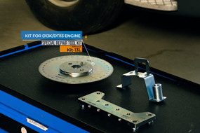 MARCH JALTEST TOOLS INNOVATION!  KIT FOR ENGINE D13K/DTi13