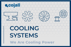 WE ARE COOLING POWER!