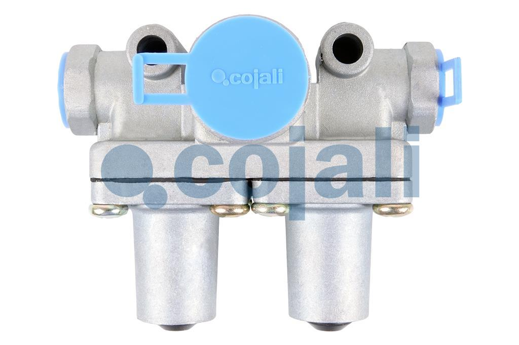 DOUBLE CIRCUIT PROTECTION VALVE, 2222108, 9347000400