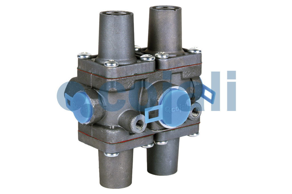 FOUR CIRCUIT PROTECTION VALVE, 2222205, 9347020400