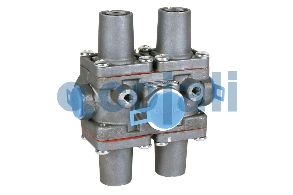 FOUR CIRCUIT PROTECTION VALVE, 2222206, 9347020410