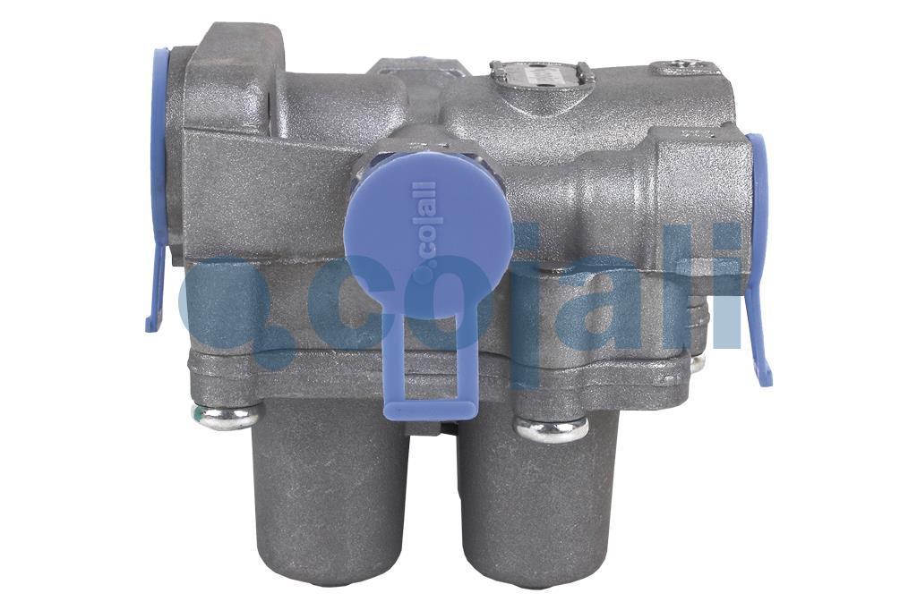 FOUR CIRCUIT PROTECTION VALVE, 2222438, 9347147320