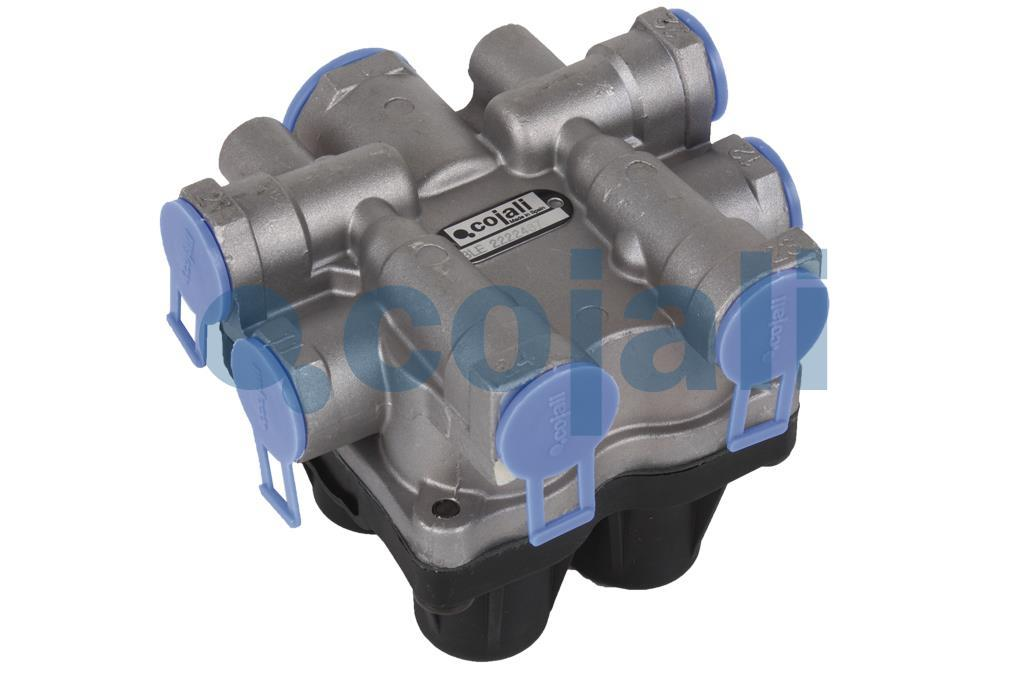 FOUR CIRCUIT PROTECTION VALVE, 2222437, 9347147400