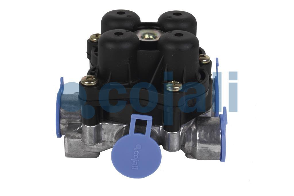 FOUR CIRCUIT PROTECTION VALVE, 2322604, AE4609