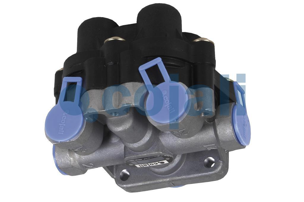 FOUR CIRCUIT PROTECTION VALVE, 2322616, AE4621