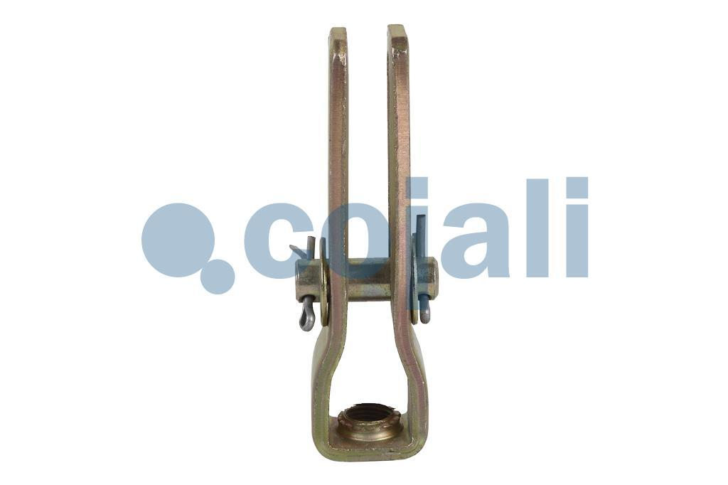 CLAMP FOR PUSH ROD16X150 + BOLT 14MM, 2351520, 8958023004