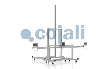 ADAS SUPPORT STRUCTURE FOR CALIBRATION PANELS | 50001002