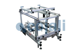 "SUPPORT STRUCTURE FOR CALIBRATION PANELS ""MOBILE"" SOLUTION 