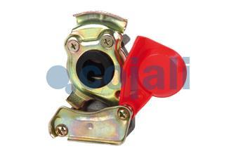 STANDARD RED COUPLING HEAD 22X150