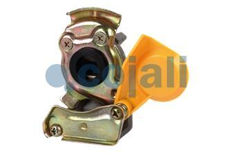 STANDARD YELLOW COUPLING HEAD 22X150