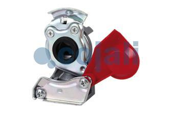 STANDARD RED COUPLING HEAD 16X150