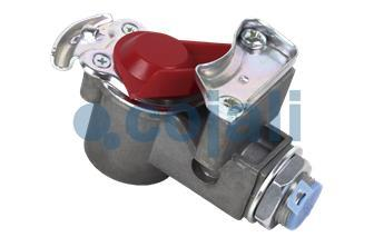 RED COUPLING HEAD FILTER AND LOOSE NUT