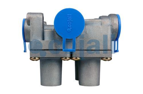 FOUR CIRCUIT PROTECTION VALVE, 2222252, 9347022610