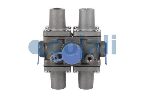 FOUR CIRCUIT PROTECTION VALVE, 2222242, 9347023300