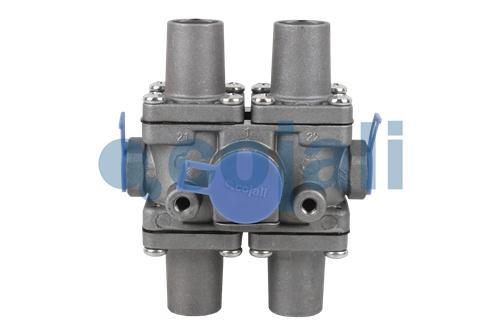 FOUR CIRCUIT PROTECTION VALVE, 2222223, 9347021800