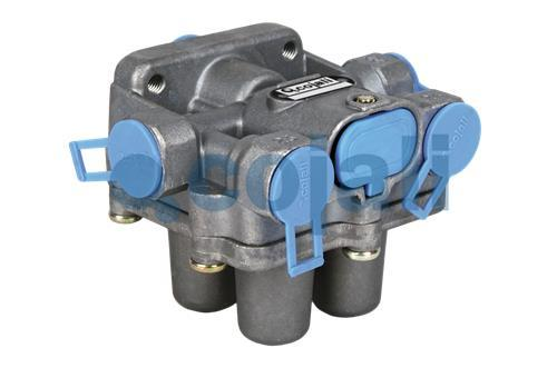 FOUR CIRCUIT PROTECTION VALVE, 2222401, 9347140010