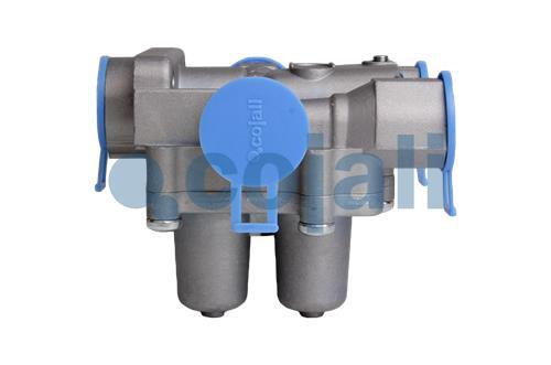 FOUR CIRCUIT PROTECTION VALVE, 2222436, 9347144000