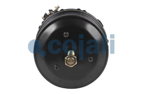 SPRING BRAKE (CAM BRAKE) 16/24 PORT THREADS VOSS, COJ021258, 9254241050