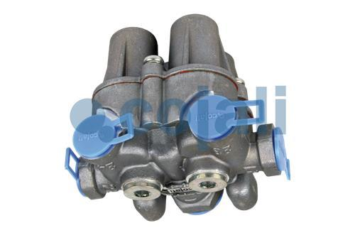FOUR CIRCUIT PROTECTION VALVE, 2322303, AE4169
