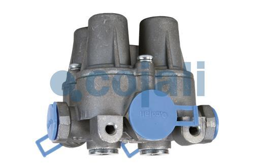 FOUR CIRCUIT PROTECTION VALVE, 2322409, AE4427