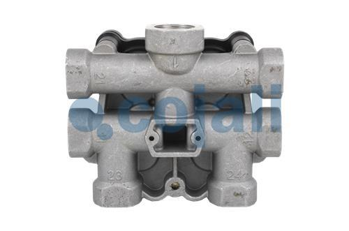 FOUR CIRCUIT PROTECTION VALVE, 2322602, AE4604